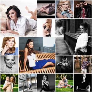 Portfolio sesji zdjęciowych